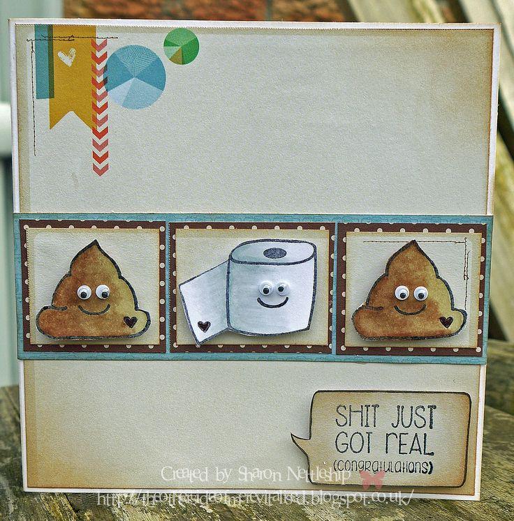 Unity stamp set - Just Stinkin' Cute