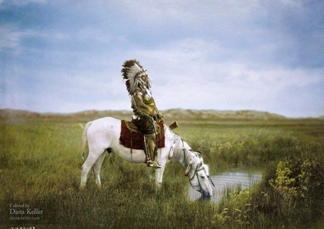 BW photos in color - bncolor32