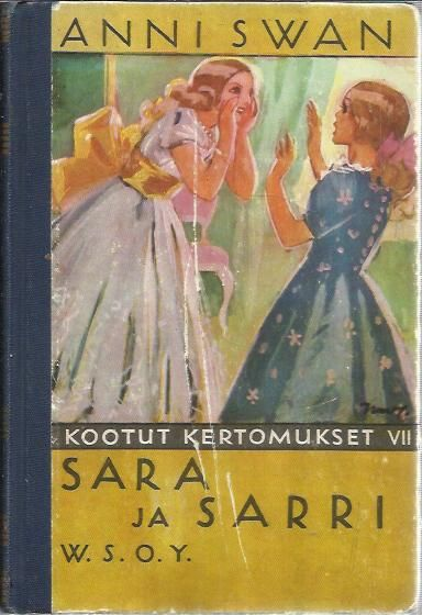 Anni Swan: Sara ja Sarri, WSOY