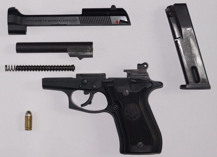 Beretta 84F-JH03 - Beretta Cheetah.