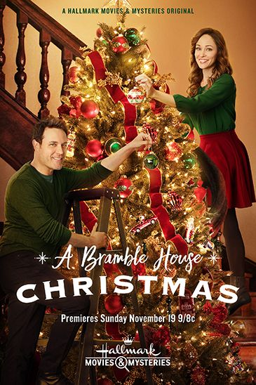 Its a Wonderful Movie - Your Guide to Family and Christmas Movies on TV: A Bramble House Christmas - a Hallmark Movies & Mysteries Original Christmas Movie starring Autumn Reeser, David Haydn-Jones, & Teryl Rothery!
