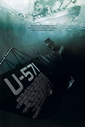 Poster Of U-571 (2000) Full Movie Hindi Dubbed Free Download Watch Online At all-free-download-4u.com