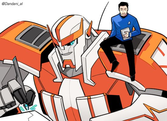 Pin by Agent Frostbite on Crossovers   Transformers prime