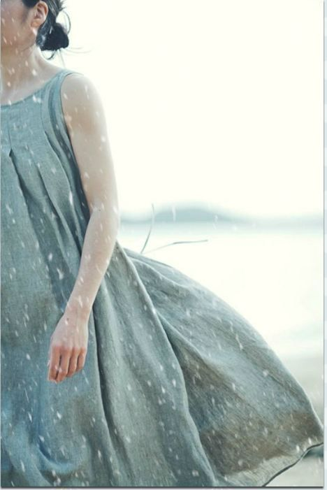 Cold hands longing for each others warmth .. Cold smoke  icy skin  Snowflakes melting