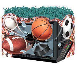 Sports Fan Box for Gift Baskets