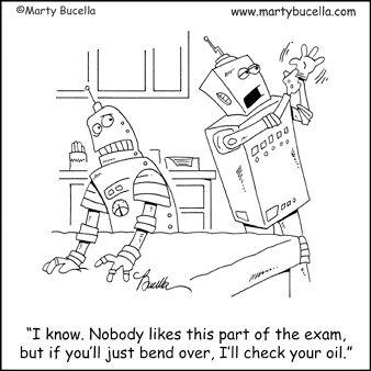 Medical Cartoons, Doctor Cartoons and Hospital Cartoons by Marty Bucella.