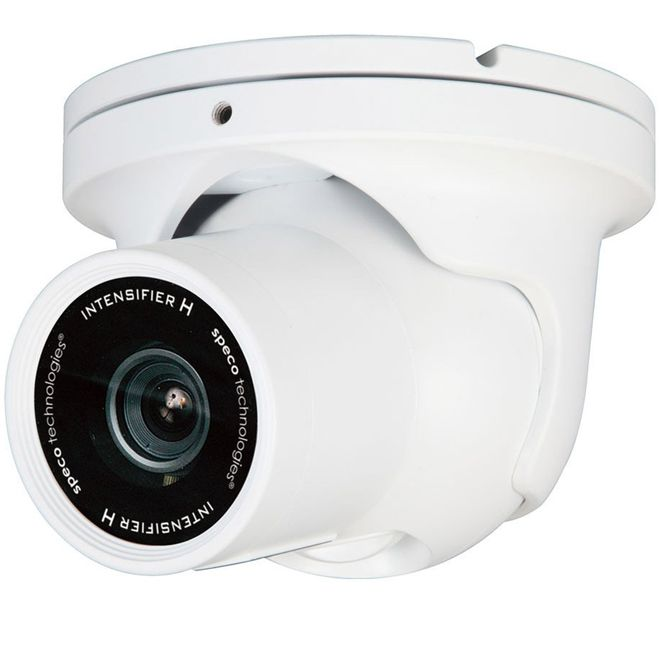 Speco Intensifer H Series Indoor/Outdoor Dome Camera, 2.8-12mm Lens - White Housing [HTINTD8HW]