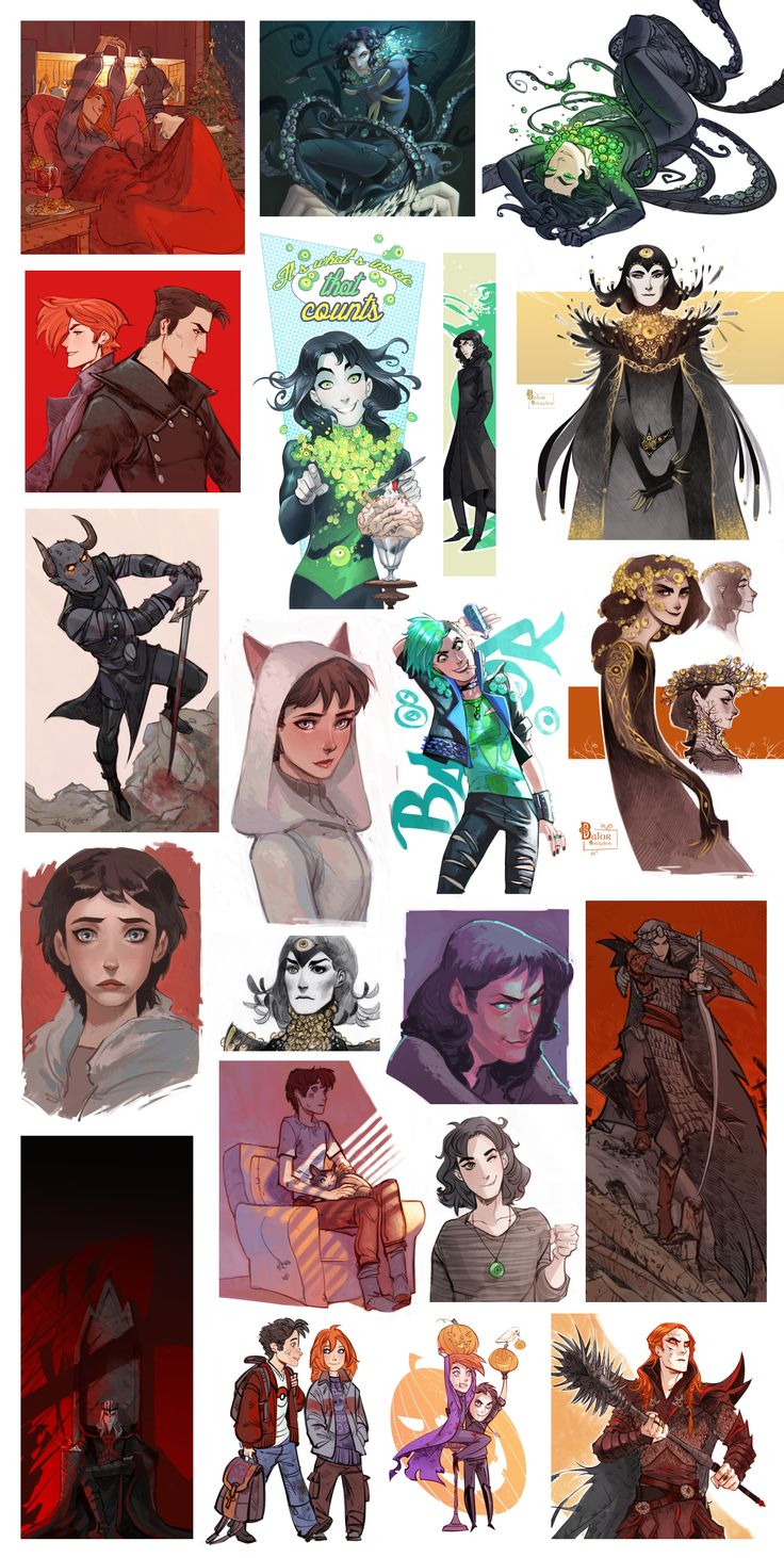 That's a sketchdump XXI by Phobs on DeviantArt