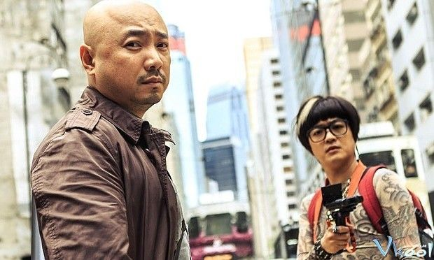 Lạc Lối Ở Hồng Kong: