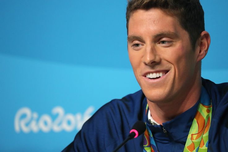 Conor Dwyer Olympic Gold Medal Swimmer
