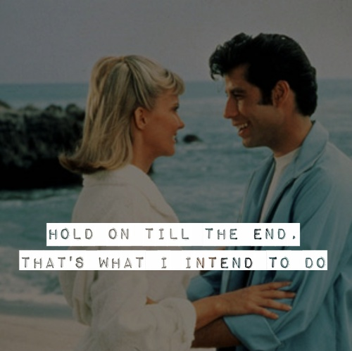 hopelessly devoted to you | Tumblr