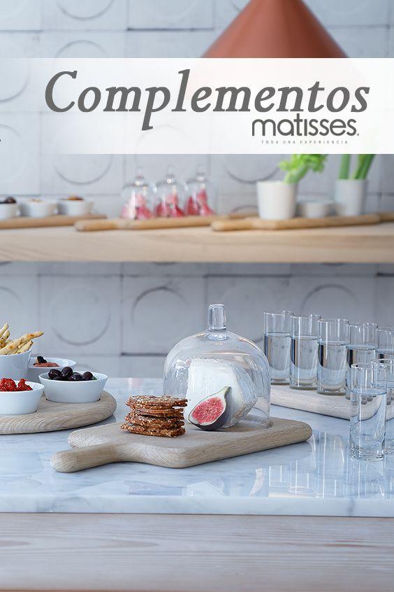 Cristalería para tu hogar en #MatissesComplementos