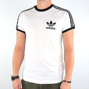 Adidas Sport ESS T Shirt Herren Shirt Farbe Weiß 29634 | eBay
