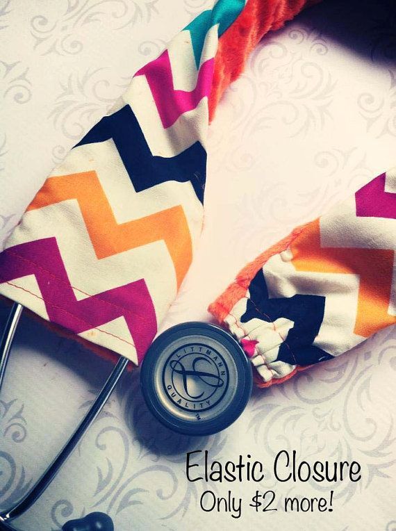 Padded Stethoscope Cover Nurse Doctor Med by PaisleyMaizie