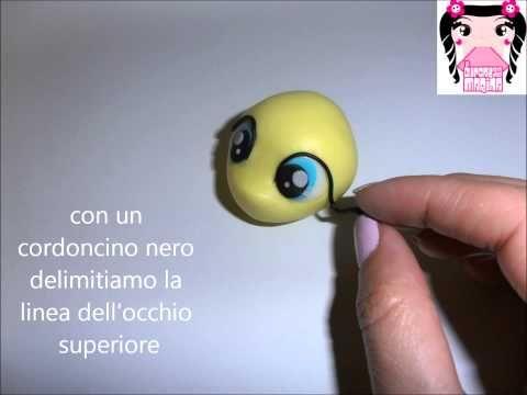 Tutorial My Little Pony in pdz - Le Cupcakes della Marina