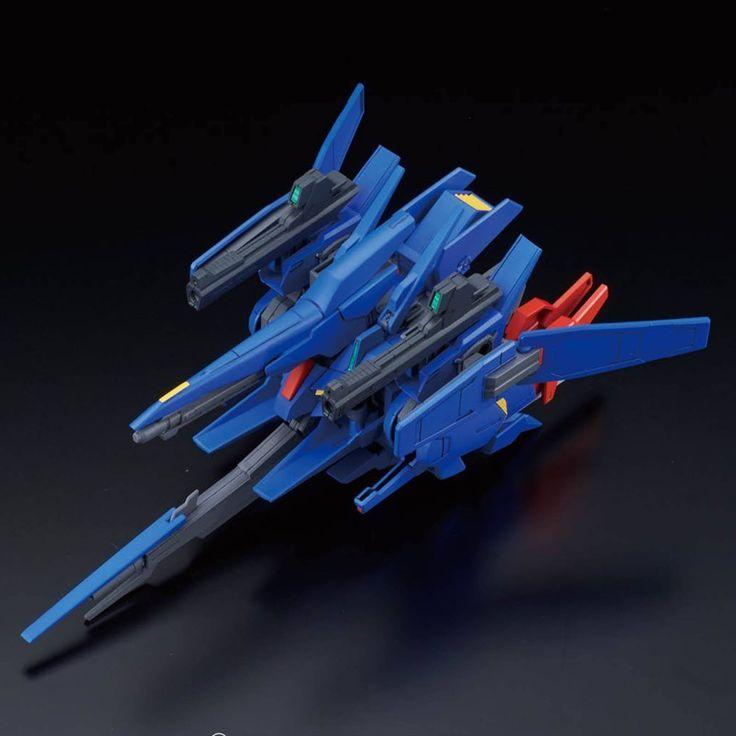 Bandai Gundam HG ZZ II Minato Sakai's Mobile Suit Hobby Model Kit Figure - Radar Toys  - 2