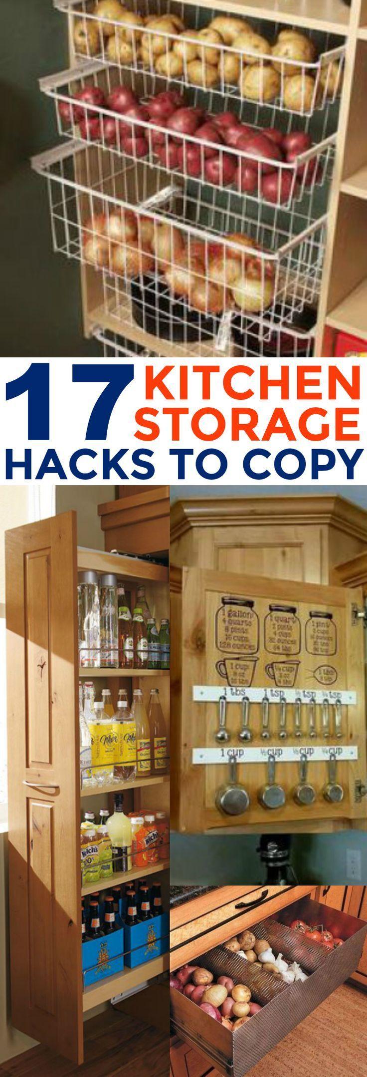 17 Organization and Storage Photos That Will