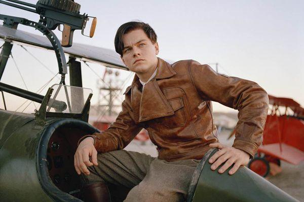 Screenshot Aviator by Martin Scorsese - Actor Leonardo Di Caprio