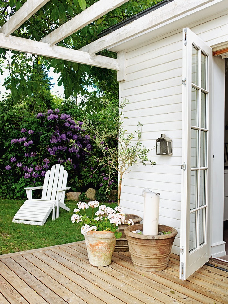 Anette Willemine: Sommerhus i Danmark