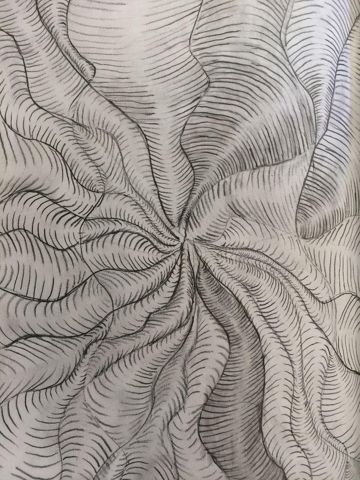 Line Art Optical Illusion : Best images about art by salkies on pinterest contour