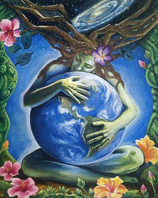 Cuidar la madre tierra debe  estar en nuestras necesidades