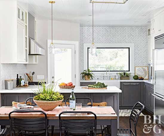 2808 Best Delightful Kitchen Designs Images On Pinterest  Dream Stunning Kitchen Design Furniture 2018