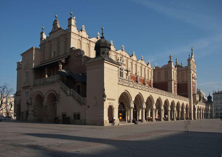Kraków, Rynek Główny, Sukiennice / Krakow, Market Square, Cloth hall,