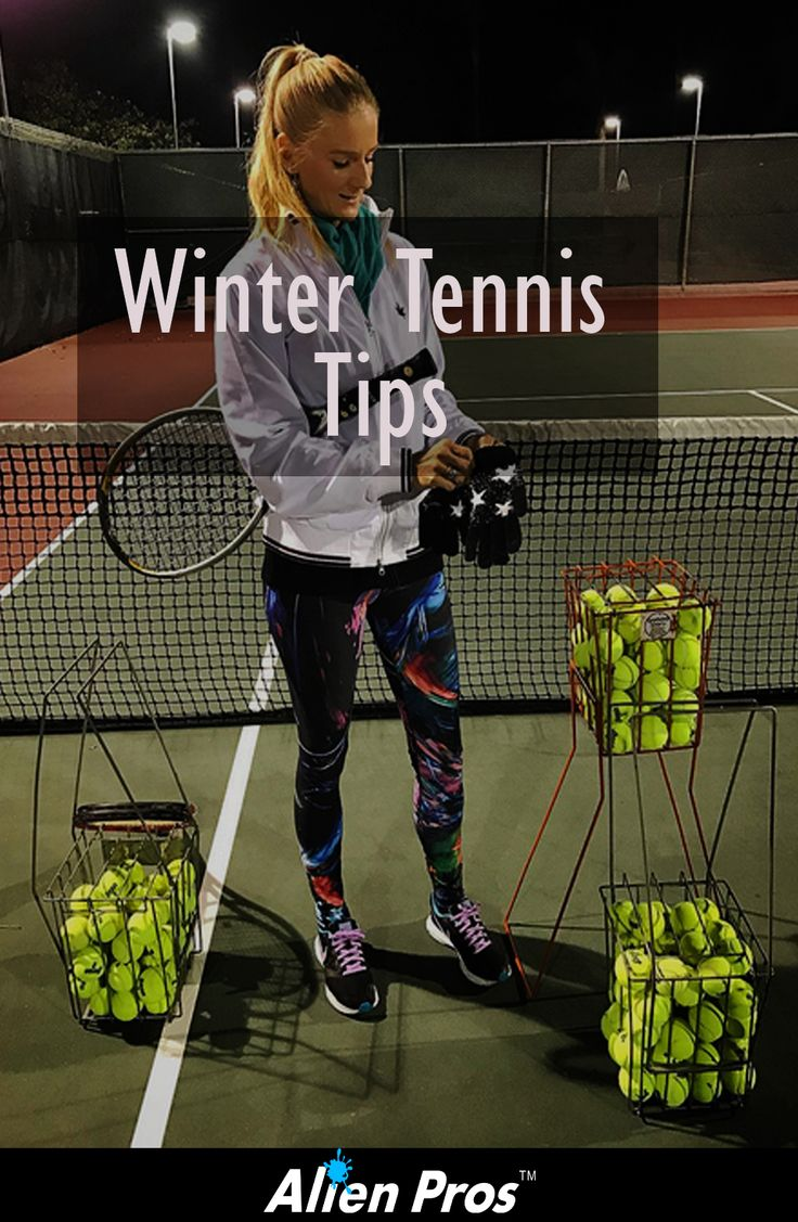 Weather is still cold so today we are giving tips to play tennis during winter ! http://alien-pros.com/tennis-overgrips/winter-tennis-tips/ #alienpros #Tennis #Tennislife #Tennisplayer #Tennisball alien-pros.com