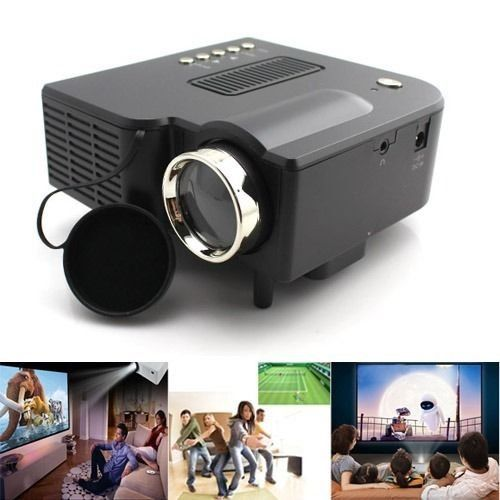 "AomeTech UC28 24W PRO Portable HDMI Mini Home LED Projector 60"" Cinema Theater-Black AomeTech http://www.amazon.com/dp/B00NPOGKTI/ref=cm_sw_r_pi_dp_mf4tvb1JWCN01"