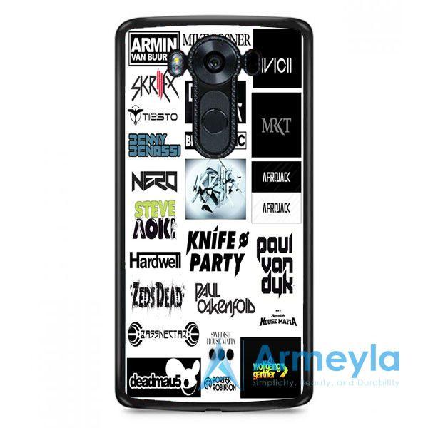Top Dj Collage LG V20 Case | armeyla.com