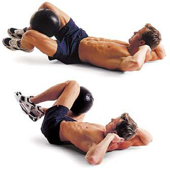 The Ultimate Ab Workout For Men. This routine attacks your midsection from every angle, so your abs are constantly challenged. Choose one exercise from each