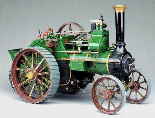 Steam Engines For Sale | Antiques Atlas - Steam Engine For Sale Burrell Devonshire