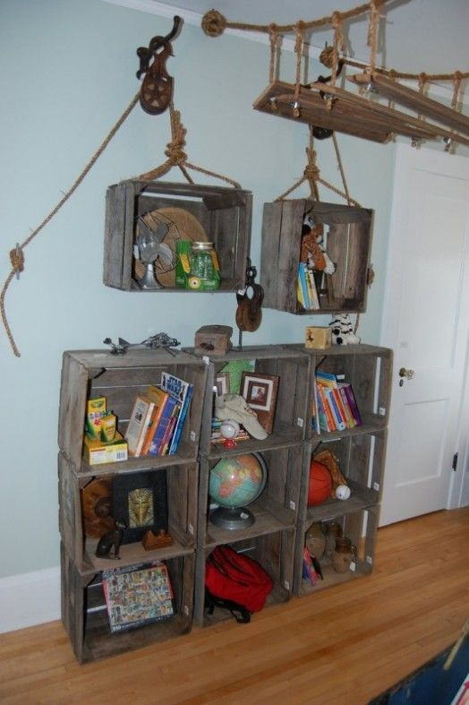 Best 25 Kids Pirate Room Ideas On Pinterest