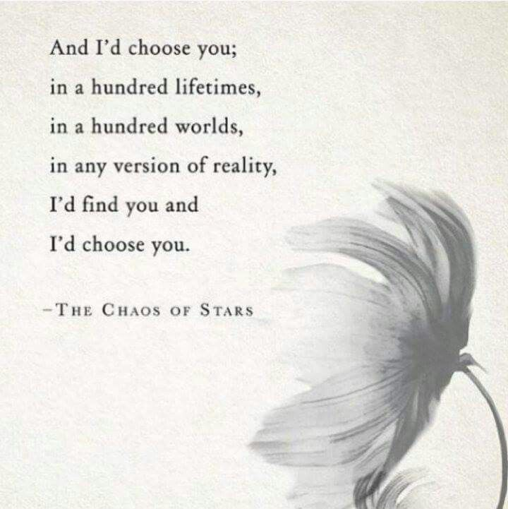 Pin by adriana l on quotes the chaos of stars love