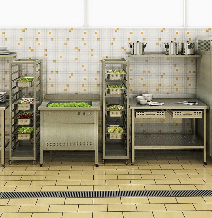 Sistema de Sanitizacao de FLV ( frutas, legumes e verduras ) com agua ozonizada - Allkit