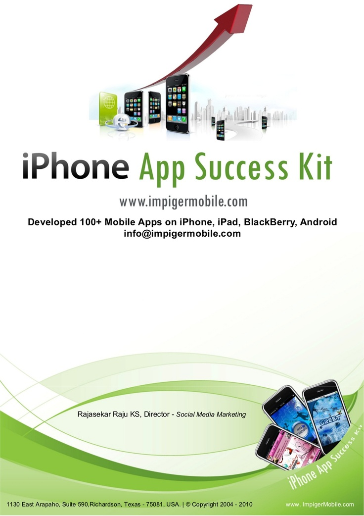How to Develop and Market an iPhone App?