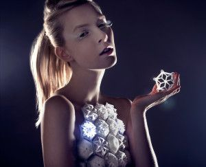 3D Printing Will Make Electronics Truly Wearable | Notable digital companies are and will continue to use 3D designs to come up with unique fabrics and wearable electronics that will conform to modern era trends.