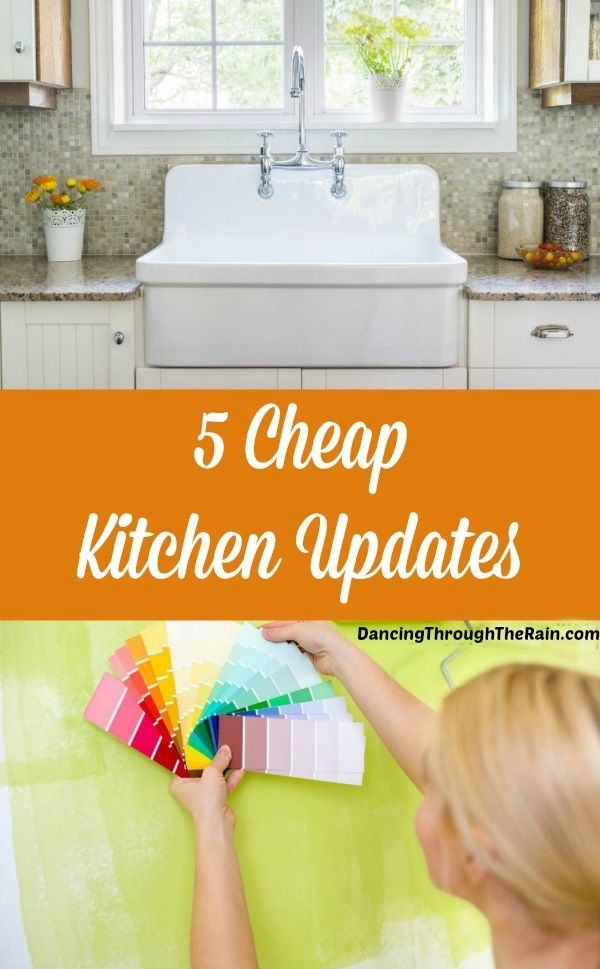 60674 best frugal living ideas money saving tips images for Cheap kitchen update ideas