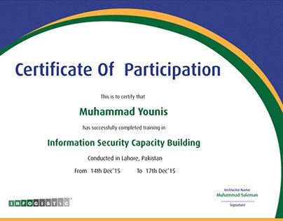 """Check out new work on my @Behance portfolio: """"Certificate Design"""" http://be.net/gallery/32477389/Certificate-Design"""