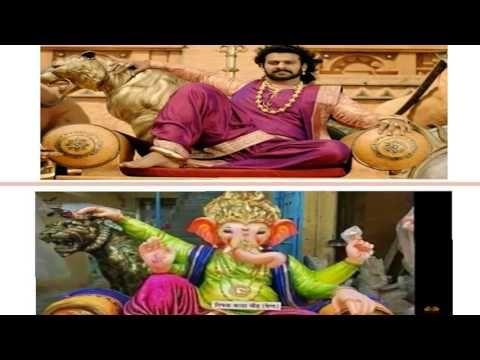 Bahubali Ganesh Murti Images - Bahubali Ganesh Murti Photos