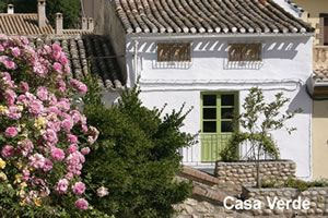 Casa Verde in Alhama de Granada, Andalusia, Spain.  Loved staying here.
