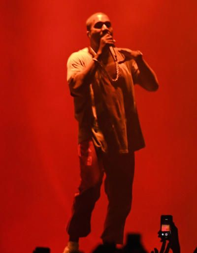 awesome Kanye West Reschedules Tour Dates in Wake of Kim Kardashian Attack