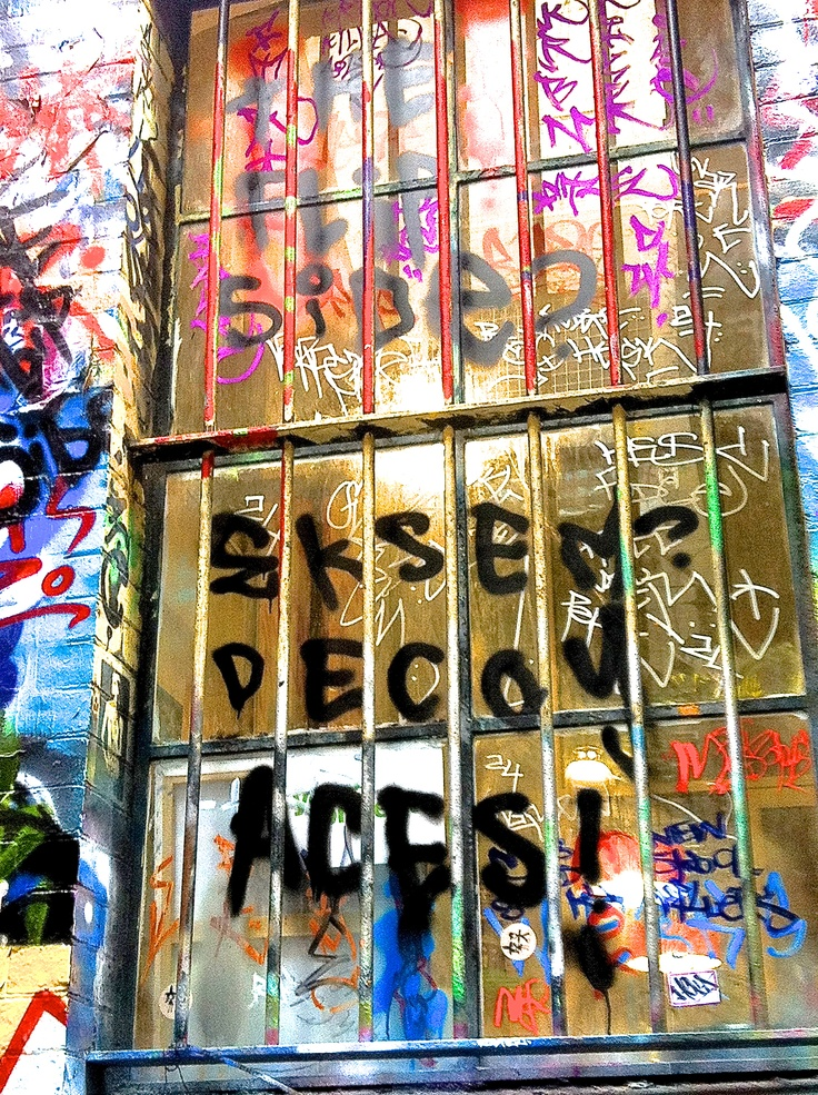 Artful Windows On Youth Projects Living Room Health Clinic Hosier Lane