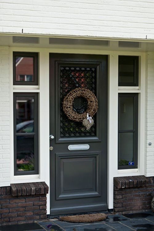 Mooie voordeuren | Huis-inrichten.com
