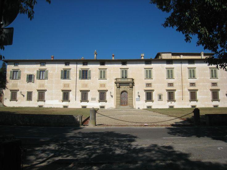 Villa medicea di Cafaggiolo - Поиск в Google