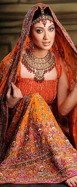 Lengha & Jewelry