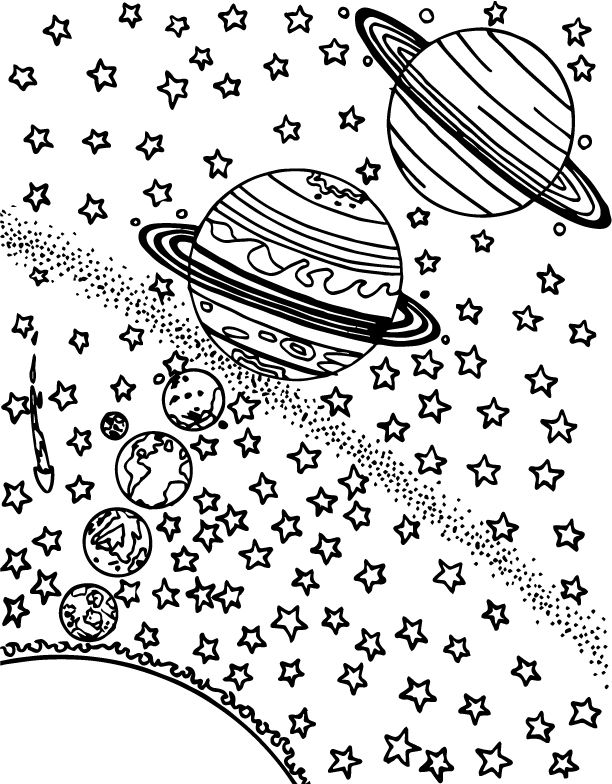 Wow Solar System Sun Planets Stars Comets Asteroid Belt