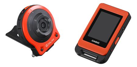 """Split style : Casio Releases EXILIM """"Split Camera"""" That Enables All-New Ways of Shooting Photos"""