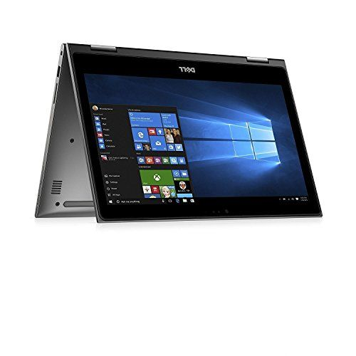 2018 Dell Inspiron 13 5000 2-in-1 13.3 inch Full HD Touchscreen Flagship Backlit Keyboard Laptop PC, Intel Core i7-8550U Quad-Core, 8GB DDR4, 256GB SSD, 2 USB 3.1, Windows 10 - Backlit keyboard: YES Color: Gray Operating system: Windows 10 Home Design: 2-in-1 design Display: 13.3 in Full HD IPS TrueLife LED-backlit touchscreen (1920 x 1080), 10-finger multi-touch support Touchscreen: YES Screen Resolution: 1920 x 1080 Processor: Intel Core i7-8550U Quad-Core processor, ...