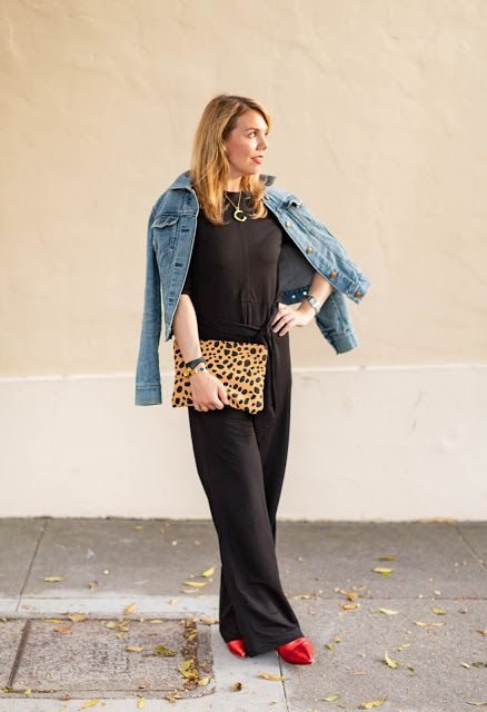 What To Wear With A Jumpsuit Style Inspiration For Women Of All